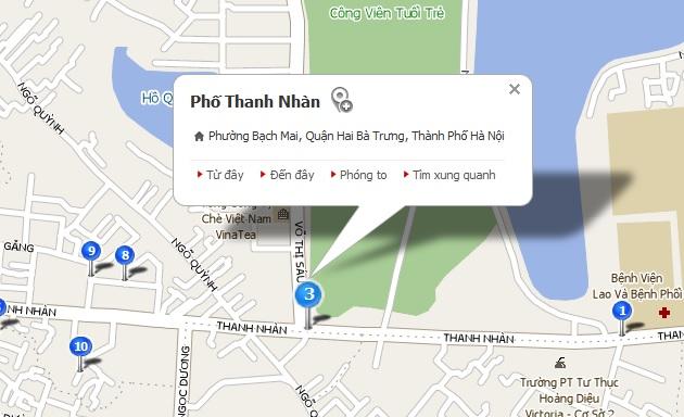Thanh Nhàn - Hai Bà Trưng - Hà Nội